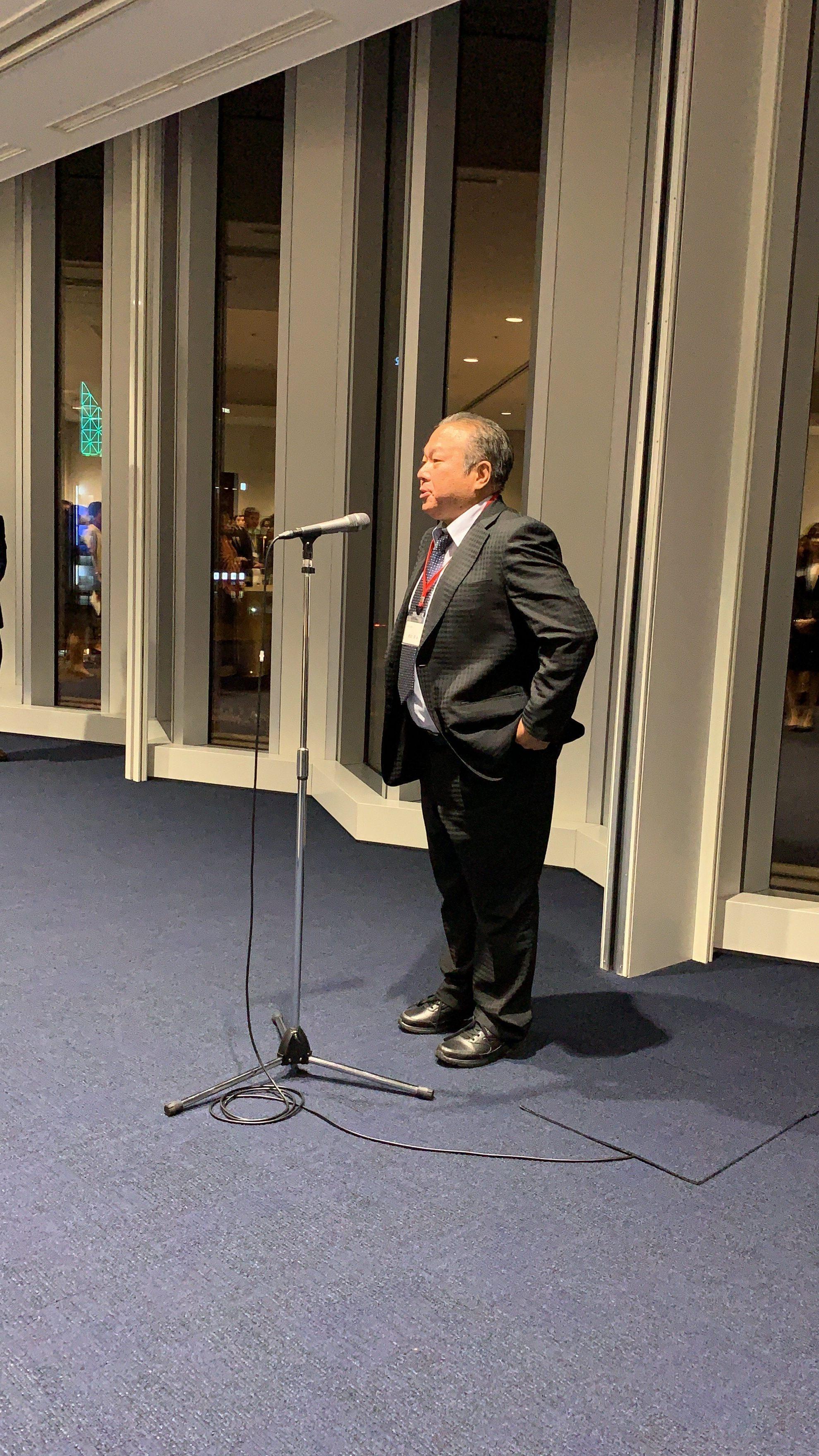 東京で認知症医療に関する講演を行って参りました。