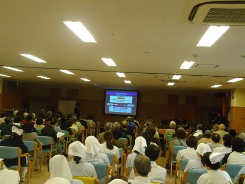地域健康教室「もの忘れ講習会」の第3回目を開催いたしました。