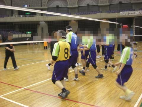 ソフトバレーボール 九州大会出場