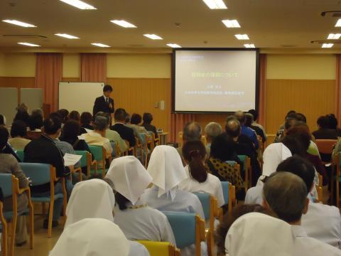 地域健康教室「ものわすれ講演会」を開催いたしました。