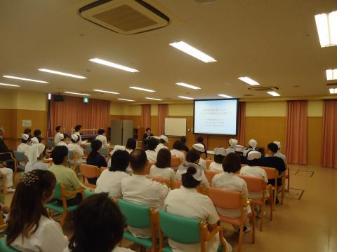 肥前精神医療センター 久我弘典先生に御講演頂きました
