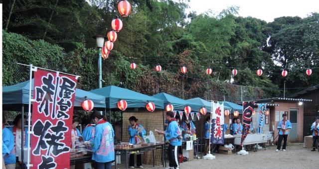 夏祭り 盆踊り大会