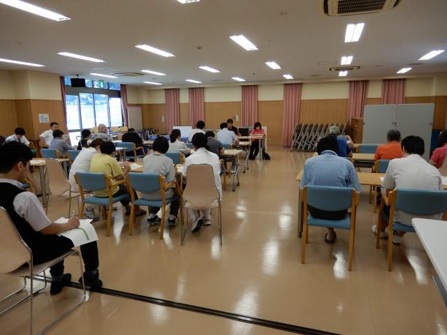 医療法人清陵会 グループホーム 説明会