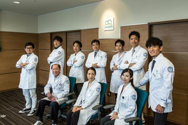 『クラシコ白衣、チームで着よう』に南ヶ丘病院が掲載されました!